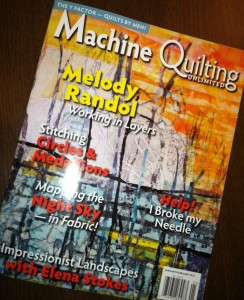 Machine Quilting Unlimited