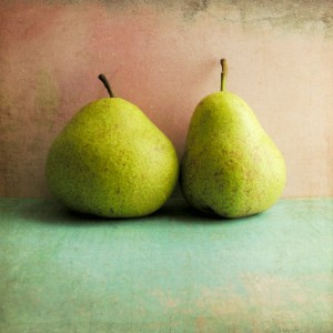 Two Pears by Lupen Grainne