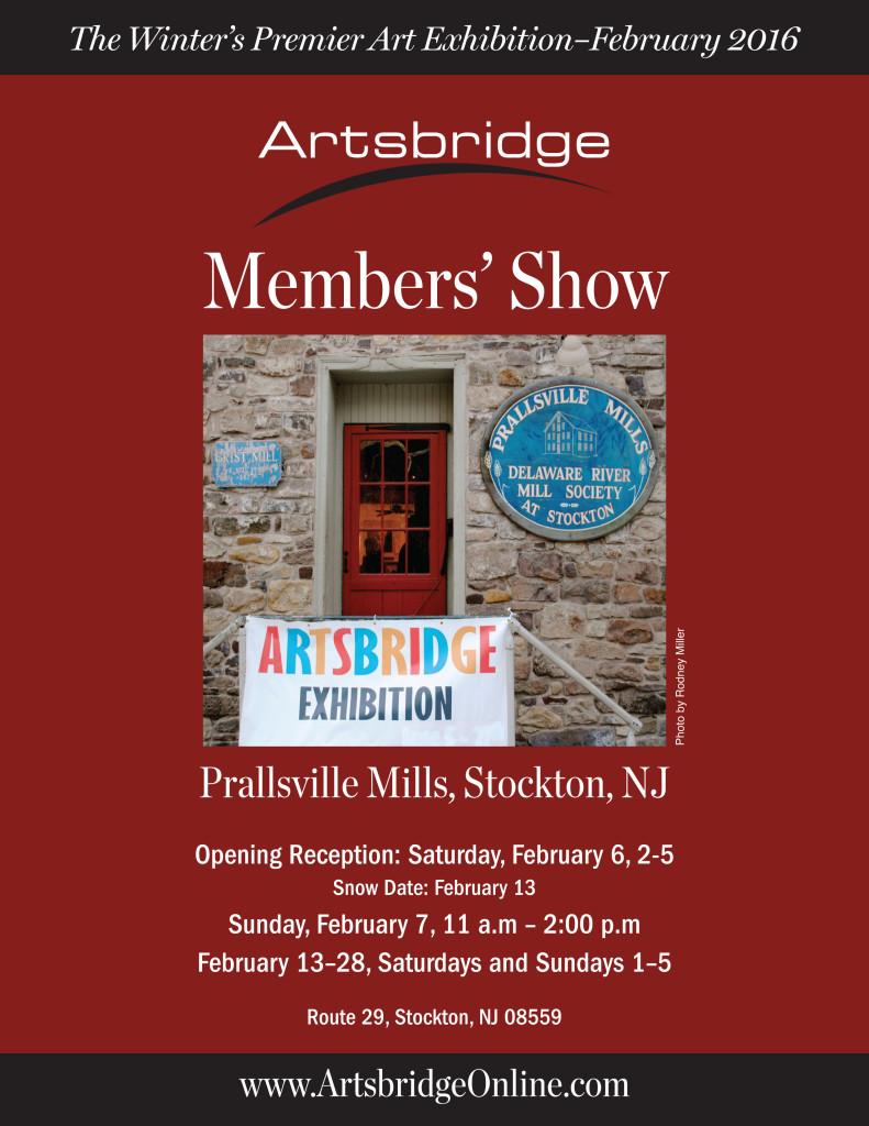 Artsbridge Members Show