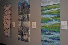 Elena Stokes, quilt art