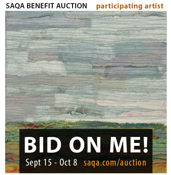 2018 SAQA Benefit Auction